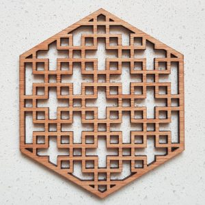 The Laser Shack - Coasters Hexa Plus