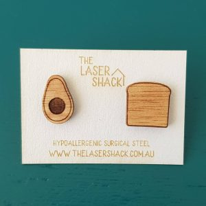 The Laser Shack Studs Avo Toast