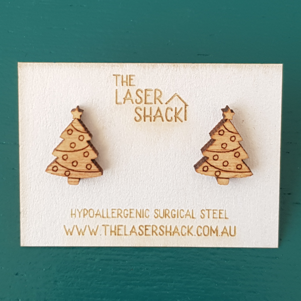 The Laser Shack Studs Christmas Trees